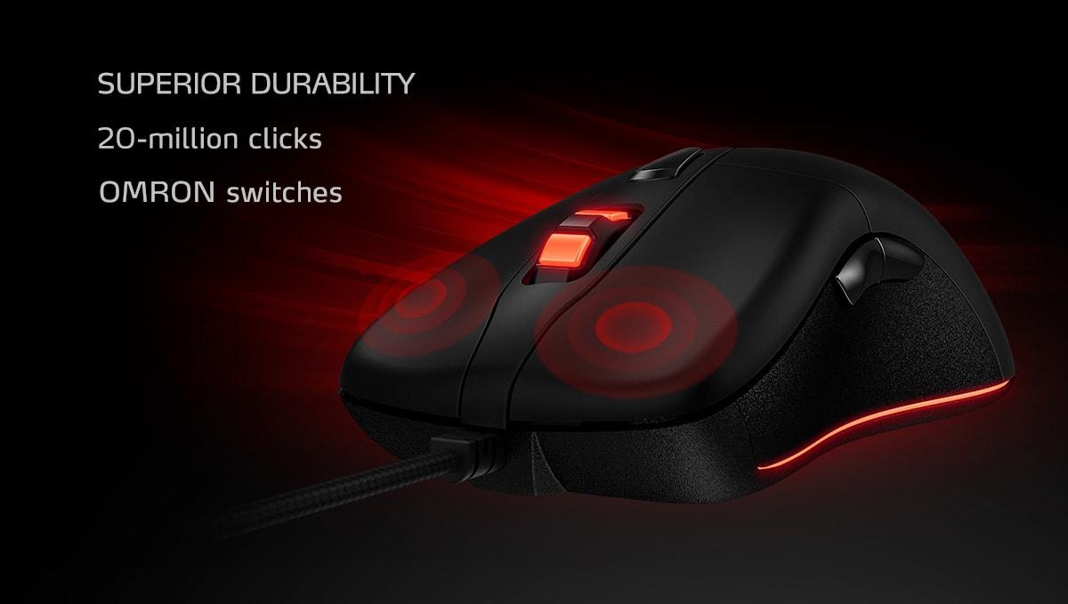 Chuột Gaming ADATA XPG INFAREX M20 10